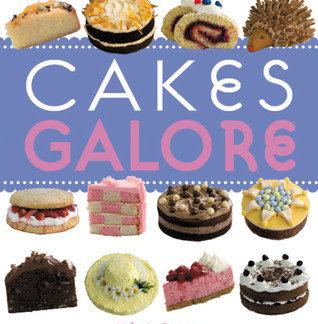Cakes Galore - Valerie Barrett book