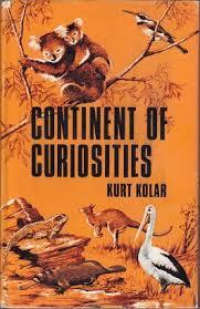 Continent of Curiosities-Kurt Kolar book