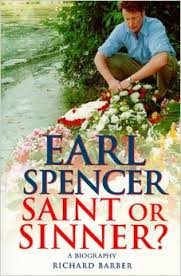 Earl Spencer Saint or Sinner-Richard Barber book