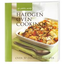 Halogen Oven Cooking lakeland book