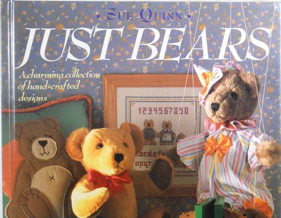 Just Bears-Sue Quinn book