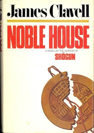 Noble House-James Clavell book