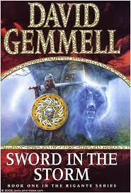 Sword in the Storm-David Gemmell book
