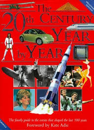 The 20th Century Year By Year - Charles Phillips book