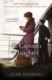 The Captain's Daughter-Leah Fleming book
