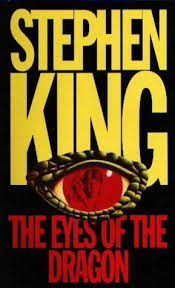 The Eyes of the Dragon-Stephen King book