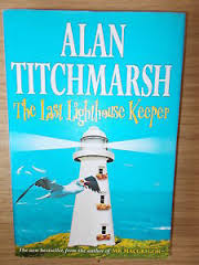 The Last Lighthouse Keeper-Alan Titchmarsh book