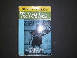 The Wild Swan - Monica Stirling book