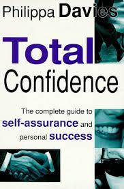 Total Confidence-Philippa Davies book