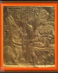 Treasures of Tutankhamun-British Museum book