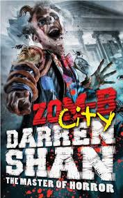 Zom-b City - Darren Shan book