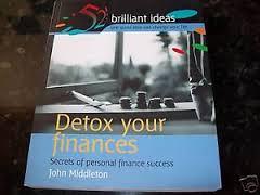 Detox Your Finances - John Middleton BOOK