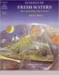 Ecology Of Fresh Waters Man And Medium, Past To Future - Brian Moss BOOK