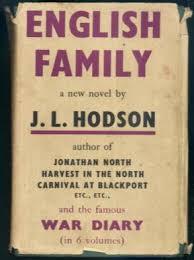 English Family-J. L. Hodson book