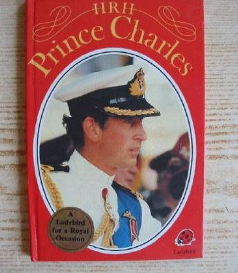 HRH Prince Charles - Ian A Morrison book