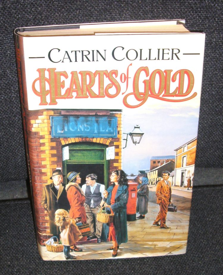 Hearts Of Gold - Catrin Collier book