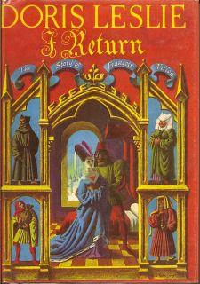 I Return-Doris Leslie book