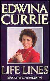 Life Lines - Edwina Currie book
