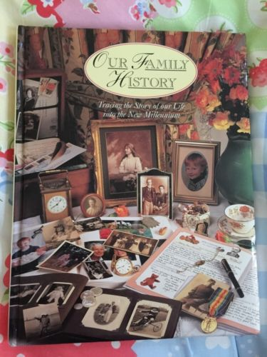 Our Family History Four Seasons book