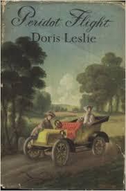 Peridot Flight-Doris Leslie book