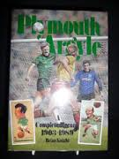 Plymouth Argyle A Complete Record 1903-1989-Brian Knight book