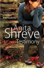 Testimony-Anita Shreve book