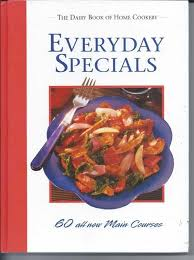 The Dairy Book of Home Cookery Everyday Specials-Nick Rowe book