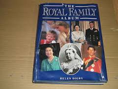 The Royal Family Album - Helen Digby BOOK