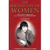 The Wicked Wit of Women-Louise Brooks book