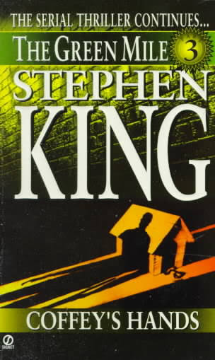 Coffey`s Hands - Stephen King BOOK