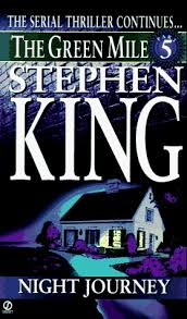 Night Journey - Stephen King book