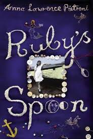 Ruby's Spoon-Anna Lawrence Pietroi book