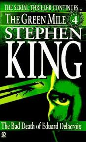 The Bad Death Of Eduard Delacroix - Stephen King BOOK