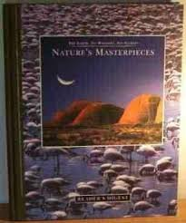 The Earth, Its Wonders, Its Secrets Nature`s Masterpieces BOOK