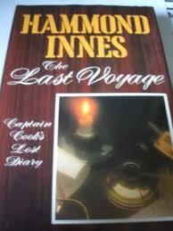 The Last Voyage-Hammond Innes book