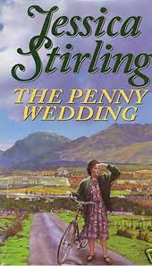 The Penny Wedding-Jessica Stirling book