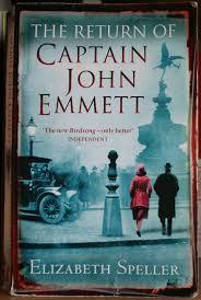 The Return of Captain John Emmett-Elizabeth Speller book