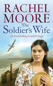The Soldiers Wife-Rachel Moore book