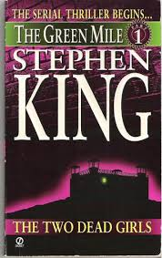 The Two Dead Girls - Stephen King book