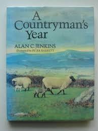 A Countryman's Year-Alan C. Jenkins book