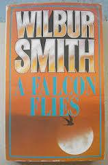 A falcon Flies-Wilbur Smith book