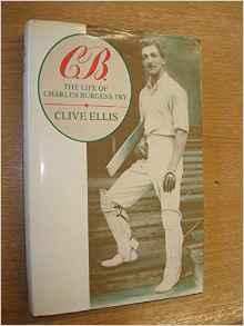 C.B. The Life of Charles Burgess Fry-Clive Ellis book