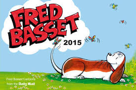 Fred Basset Yearbook 2015 book