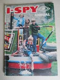 I Spy Annual 1980-Big Chief I-Spy book