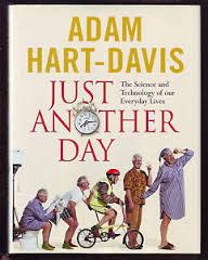 Just Another Day-Adam Hart-Davis book