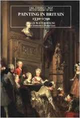 Painting in Britain 1530-1790-Ellis Waterhouse book
