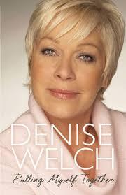 Pulling Myself Together-Denise Welch book