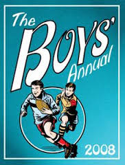 The Boys Annual 2008-Buster Books book