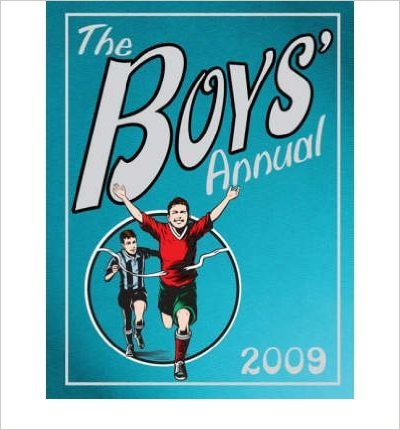 The Boys Annual 2009-Buster Books book