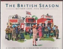 The British Season-Matthew Cook & Paul Duncan book